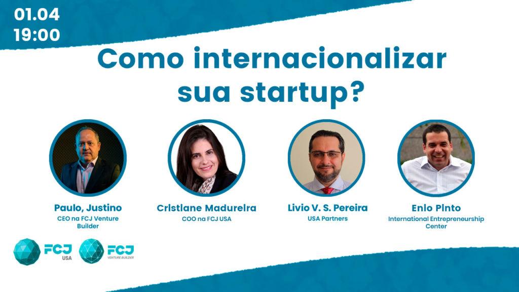 Como internacionalizar sua startup