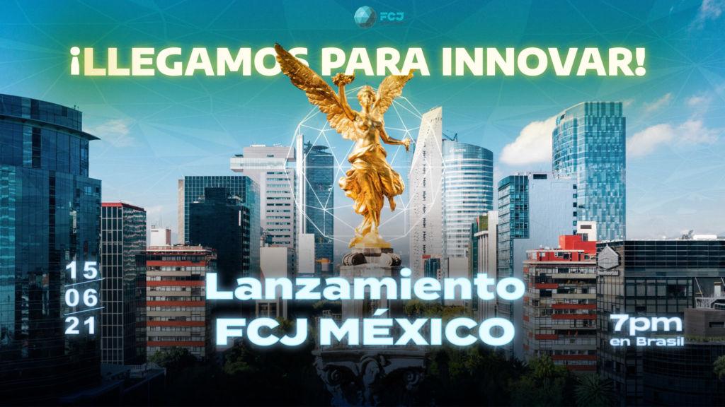 Lançamento FCJ México